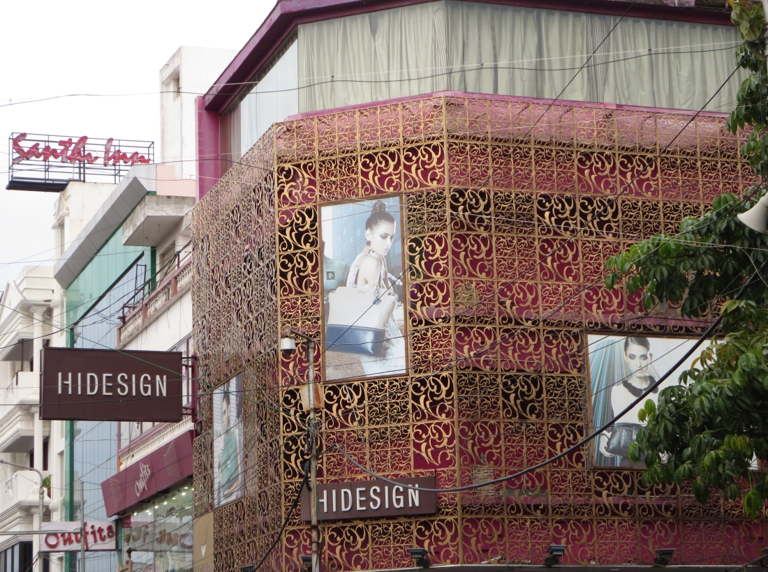 The Hidesign Flagship Store in Pondicherry