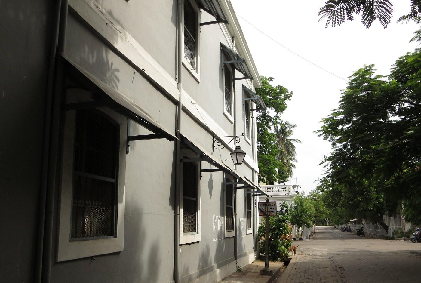 Travel Blog - Pondicherry