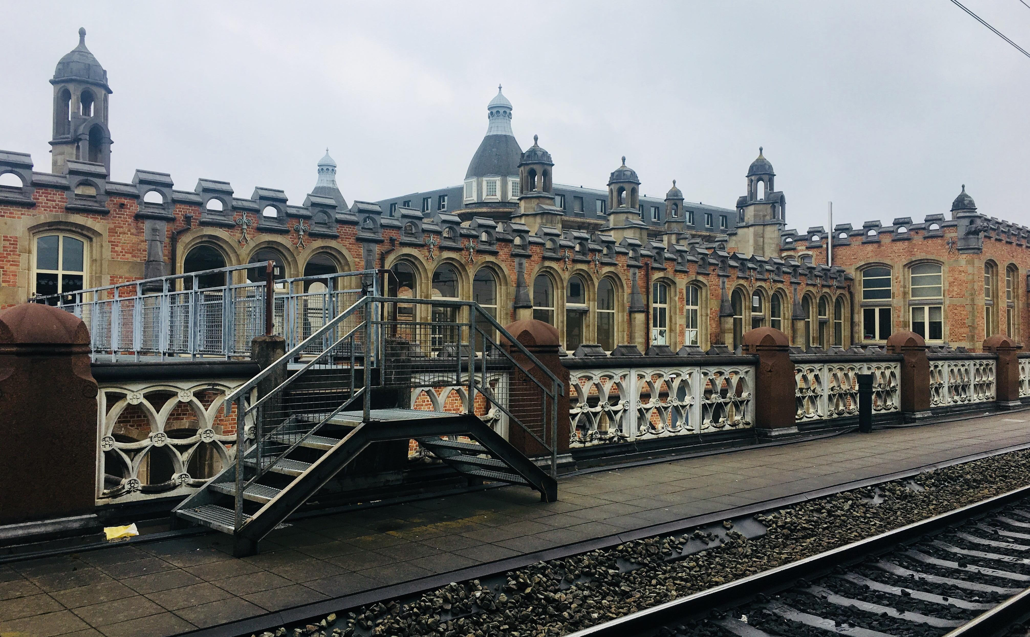 Ghent Train Station